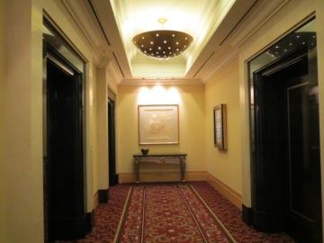 24階エレベーターホール