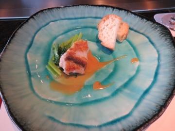 おすすめ旬魚のソテー