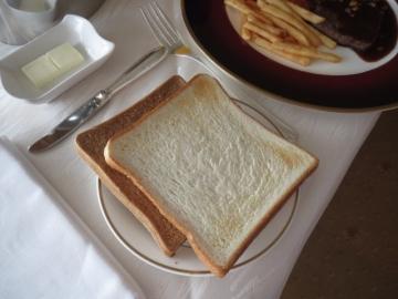 ホワイトトースト・ライ麦入りトースト