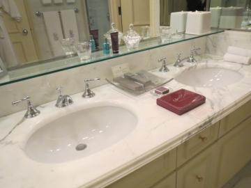 洗面に置いてあるアメニティはSK-Ⅱでした!!