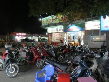 1-24 バイクの多い国です