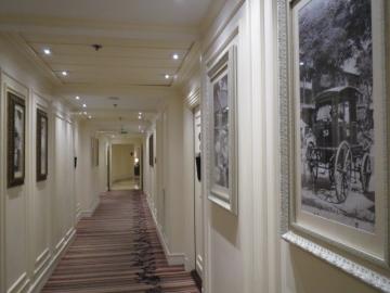 2-45 部屋までの廊下