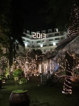 2-52 ホテル中庭