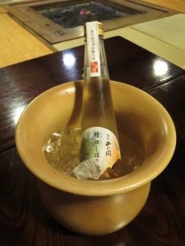 清酒 西の関 500ml 3000円