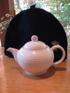 ・・紅茶は、ポットサービスで