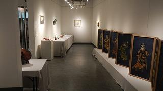 H26年11月やまぼうし工芸会展 023