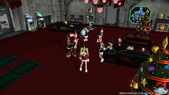 クリスマス会2