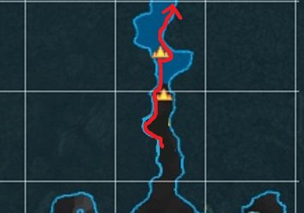TAナベ地雷原1