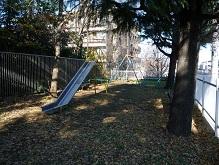 公園滑り台