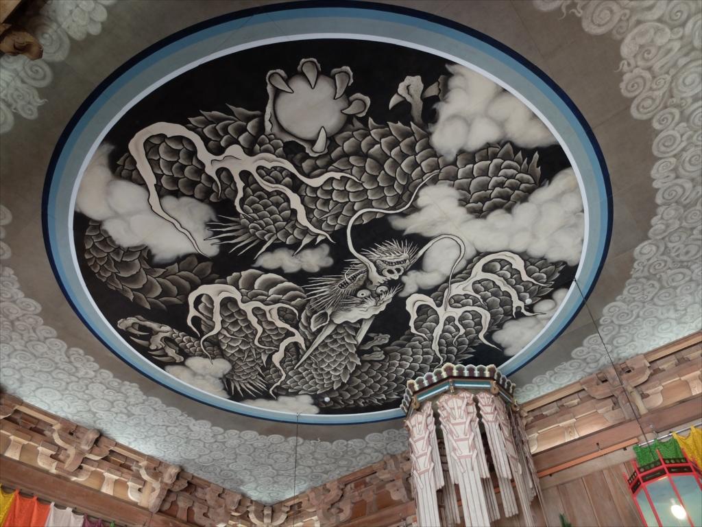 雲龍の天井図_1