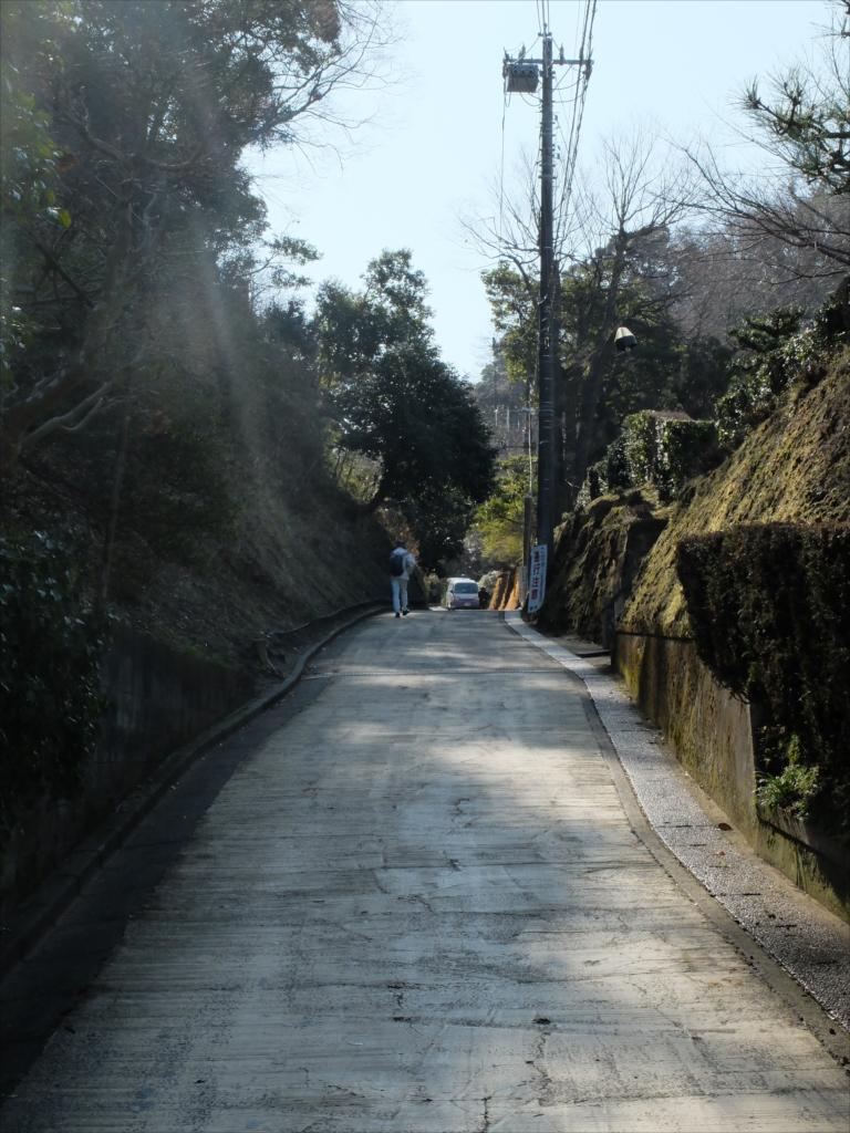 亀ヶ谷坂切通_2