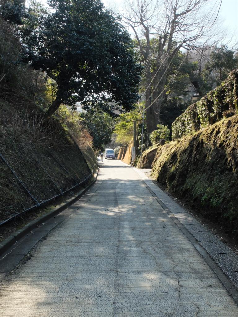 亀ヶ谷坂切通_4