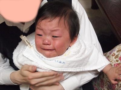 泣かないで~