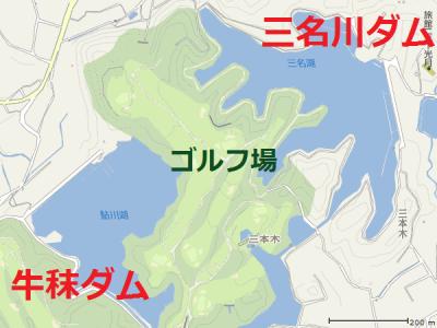 ushimagusa map