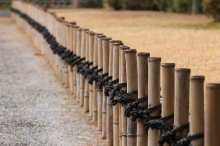 竹柵。_800