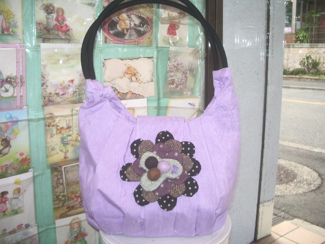 flower motief bag 001
