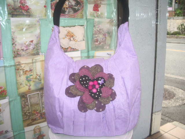 flower motief bag 002
