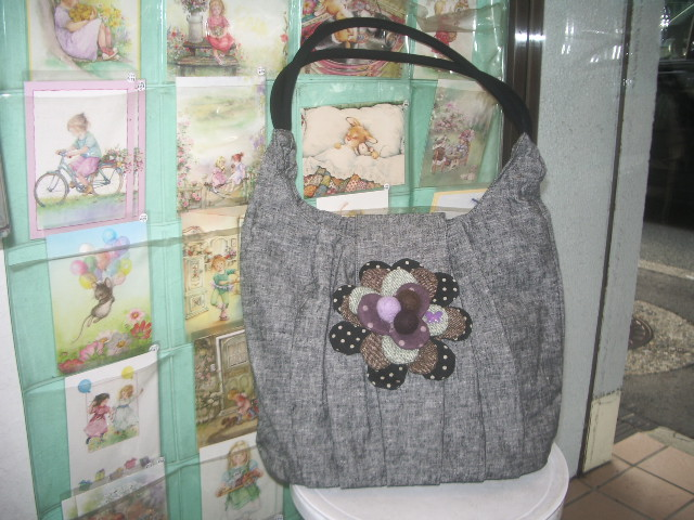 flower motief bag 005