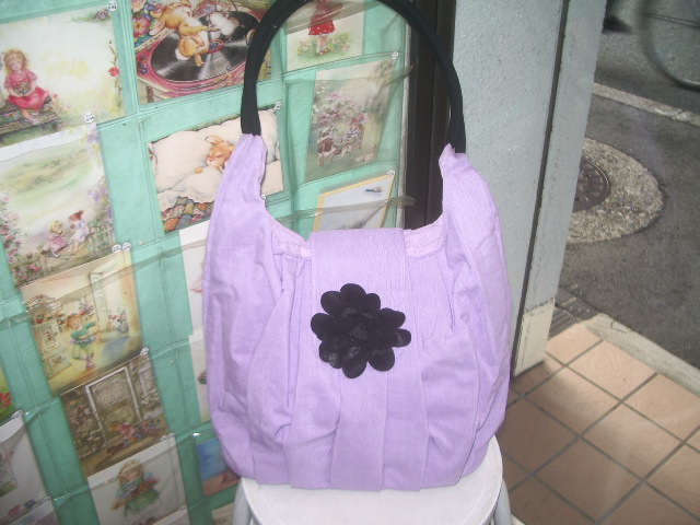 flower motief bag 012