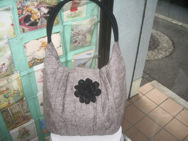 flower motief bag 013
