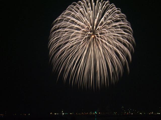 伊東 按針祭海の花火大会2013(6)