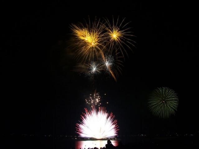 伊東 按針祭海の花火大会2013(2)