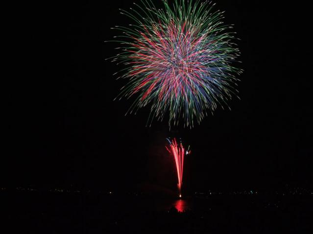 伊東 按針祭海の花火大会2013(5)