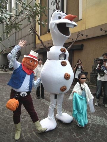 カワサキハロウィン2014(1)