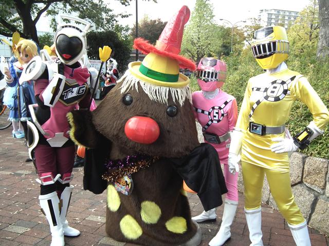 カワサキハロウィン2014(11)