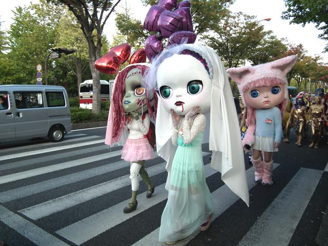 カワサキハロウィン2014パレード(3)