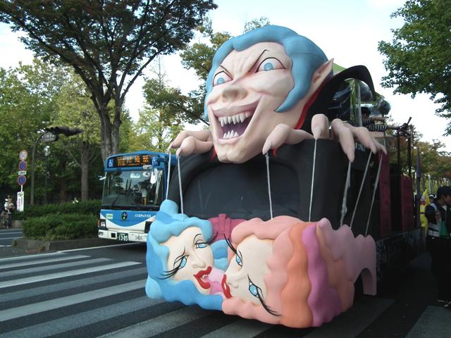 カワサキハロウィン2014パレード(6)