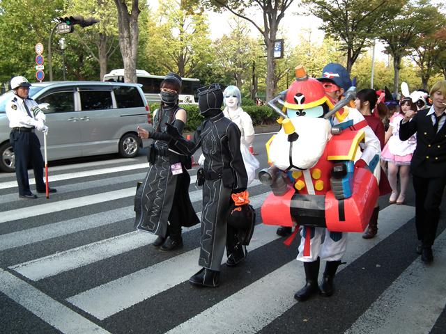 カワサキハロウィン2014パレード(4)