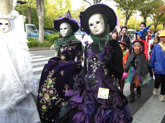 カワサキハロウィン2014パレード(5)