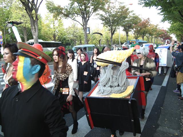 カワサキハロウィン2014パレード(10)