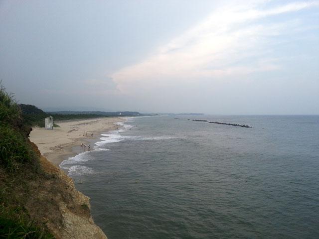 茨城県鵜の岬からの風景(2)