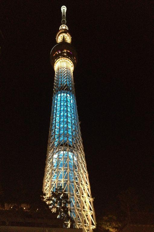 東京スカイツリー散歩 ♪♪