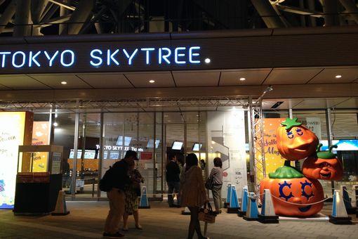 東京スカイツリー散歩♪♪