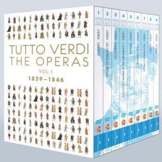 Tutto Verdi - The Operas