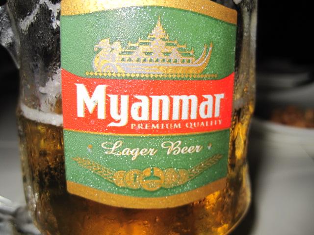 ミャンマーの食
