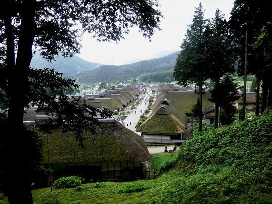 2 13.7.7-8高湯温泉・大内宿・塔のへつり (276)