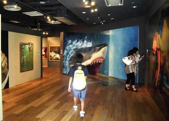クイズ 4年生クイズ : 13.7.29トリックアート迷宮館 (176 ...