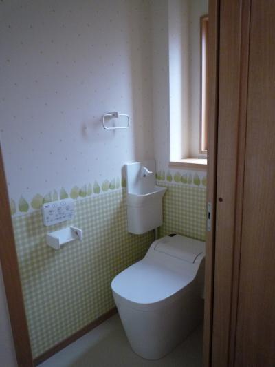 M邸トイレ