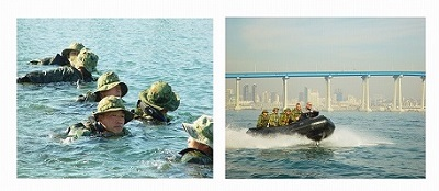 海兵隊&陸自訓練3
