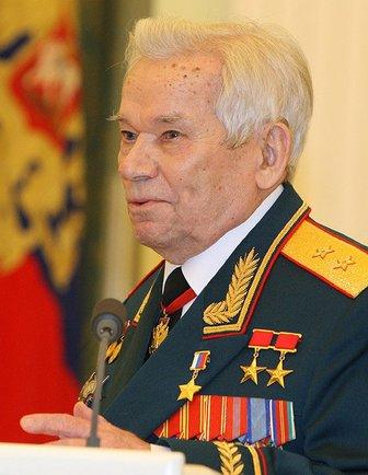 カラシニコフ、09年12月