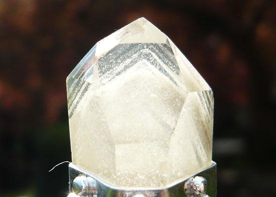 ファントム ペンダントa 天然石 パワーストーン silver 925 70