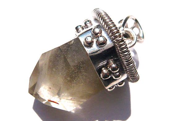 ファントム ペンダントa 天然石 パワーストーン silver 925 67