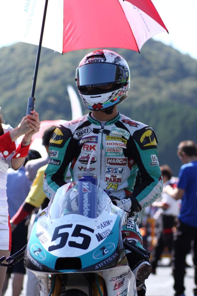 GP3 國峯選手
