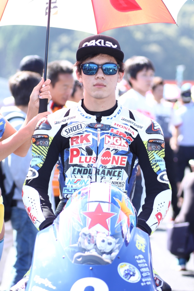 GP3 山田セナ