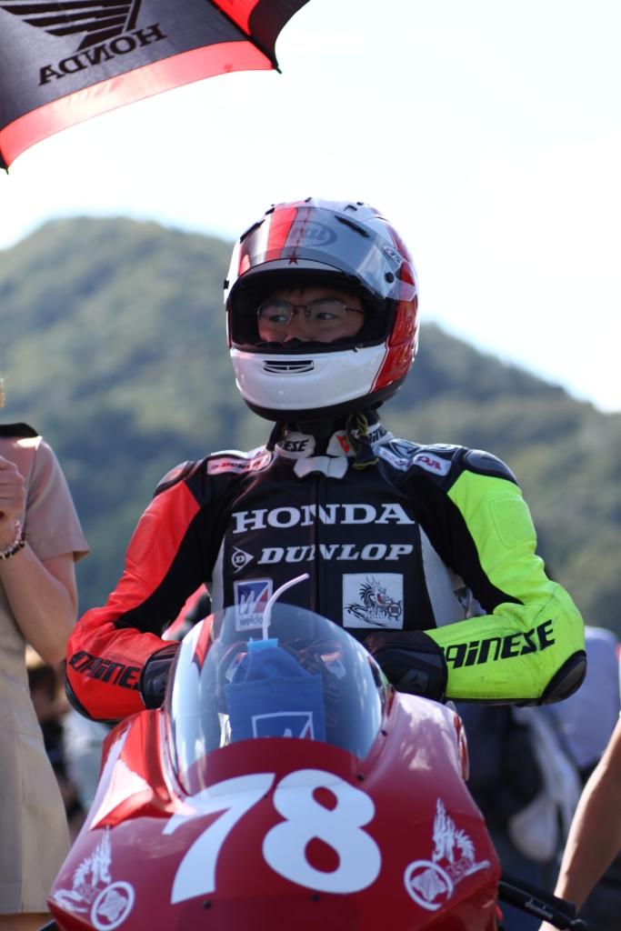 GP3 大久保選手
