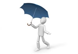 許せない傘